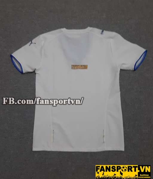 Áo đấu Italy 2006-2007-2008 away shirt jersey white