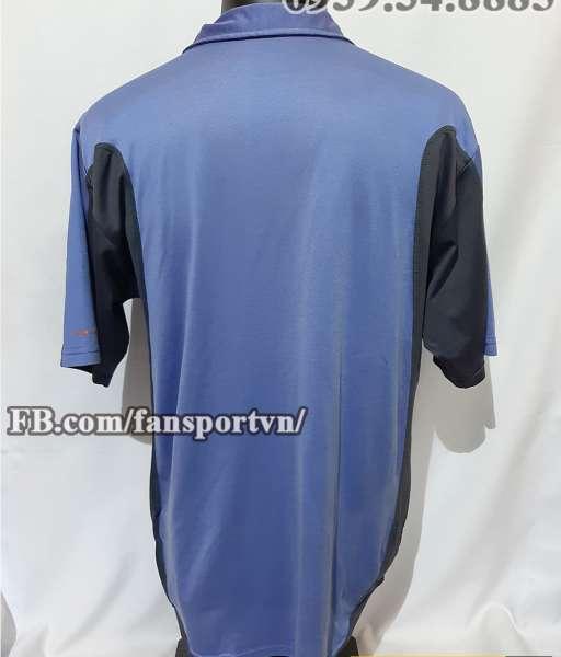 Áo đấu Netherland 2000 2001 2002 away shirt jersey blue Holland