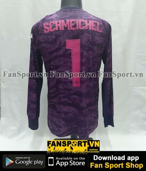 Áo Schmeichel #1 Manchester United 2019-2020 home shirt GK goalkeeper