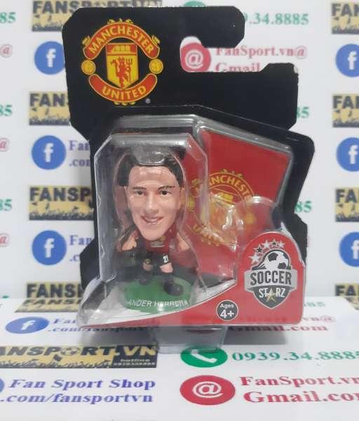 Tượng Ander Herrera Manchester United 2018-2019 home soccerstarz