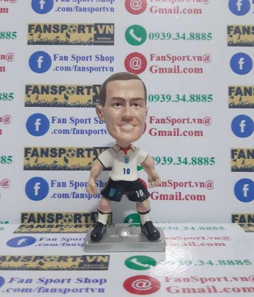 Tượng Michael Owen England 2003-2005 home grey base figure