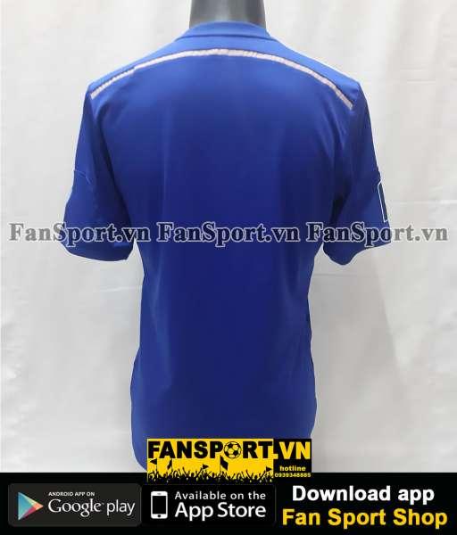 Áo đấu Chelsea League Cup Final 2015 home shirt jersey blue 2014