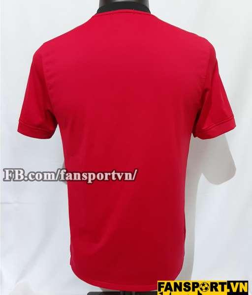 Áo đấu Manchester United 2009-2010 home shirt jersey red