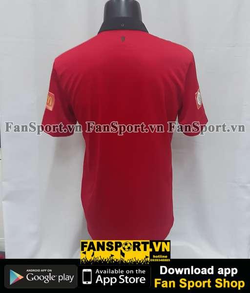 Áo Persie 29 Machester United Community Shield 2013 home shirt 2014