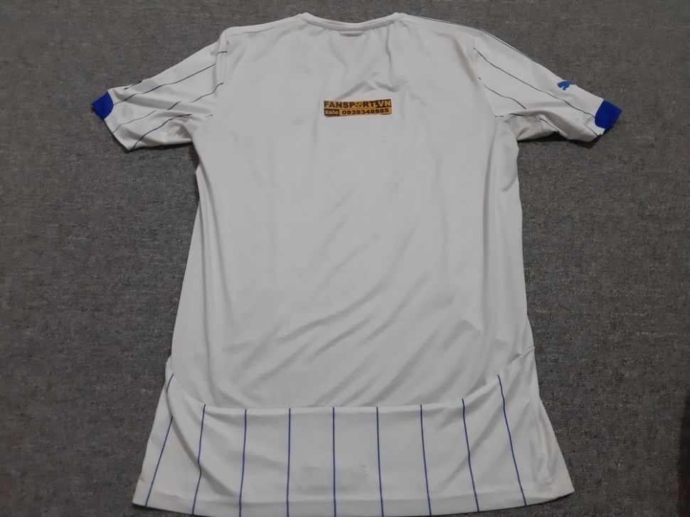 Áo đấu Italy 2014-2015 away shirt jersey white