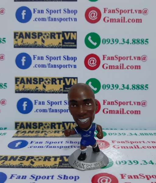 Tượng Claude Makelele Chelsea 2003-2005 home microstars MC2928 figures