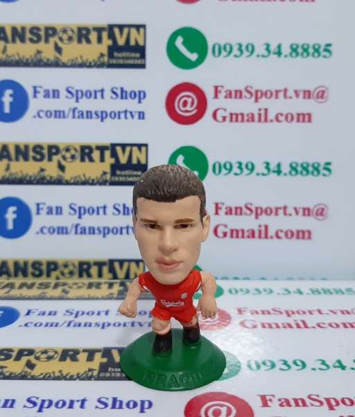 Tượng Jamie Carragher Liverpool 2004-2006 microstars figures MC4218