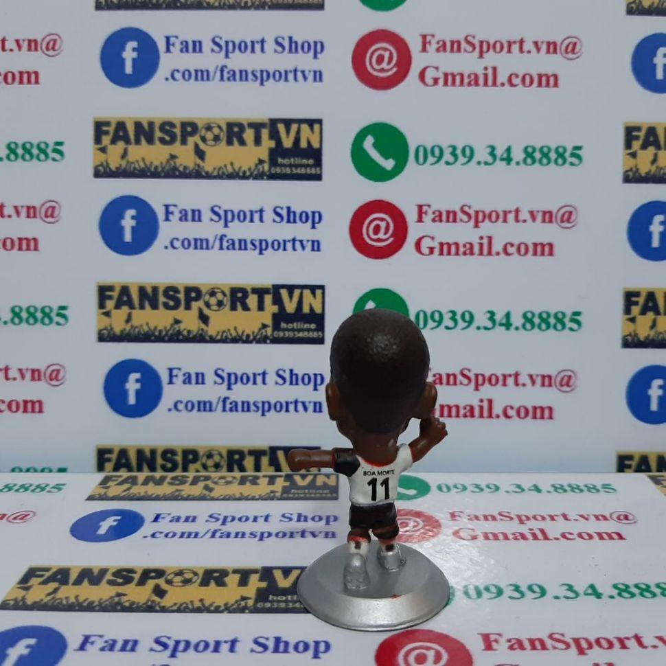 Tượng Luis Boa Morte Fulham 2003-2005 home microstars MC2932