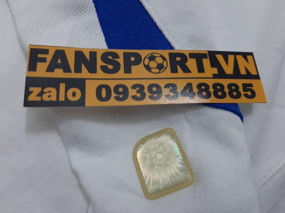 Áo đấu Italy 2010-2011 away shirt jersey white