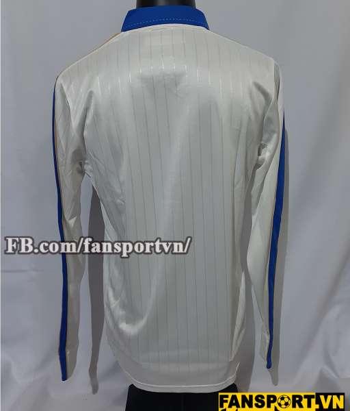 Áo đấu Italy 2016-2017 away shirt jersey white