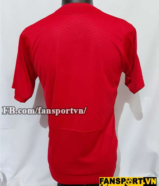 Áo đấu Liverpool Champion League final 2005 home shirt jersey red