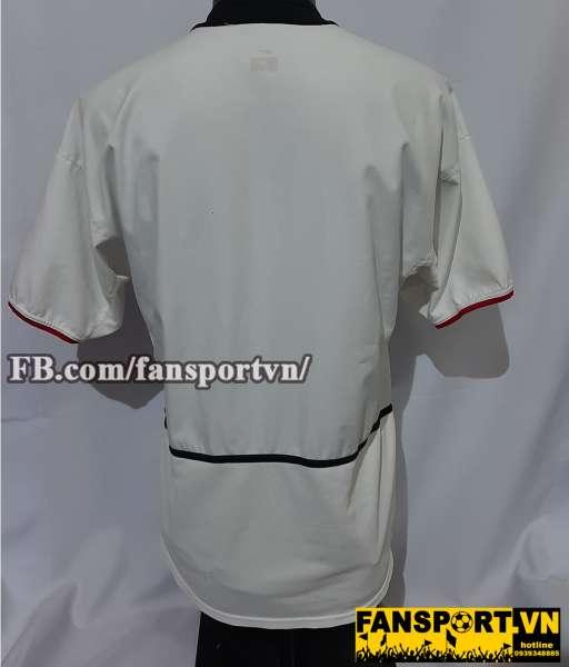Áo đấu Manchester United 2002-2003 away shirt jersey whit