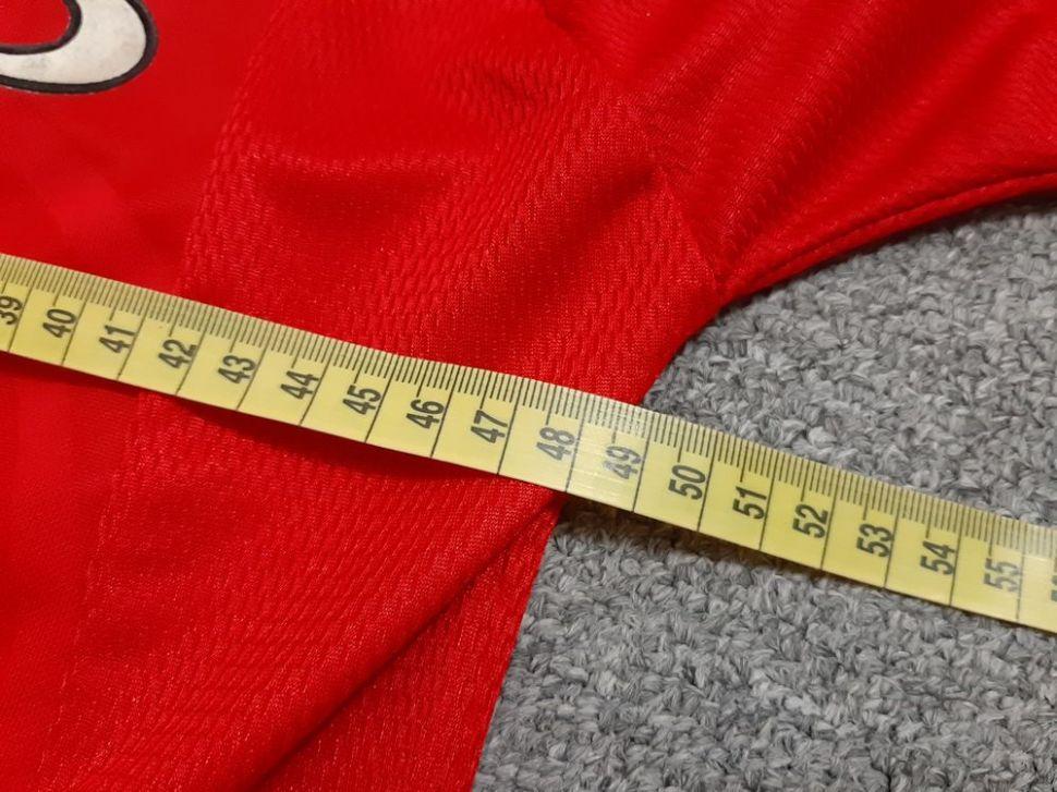 Áo đấu Manchester United 1999-2000 Champion League home red jersey