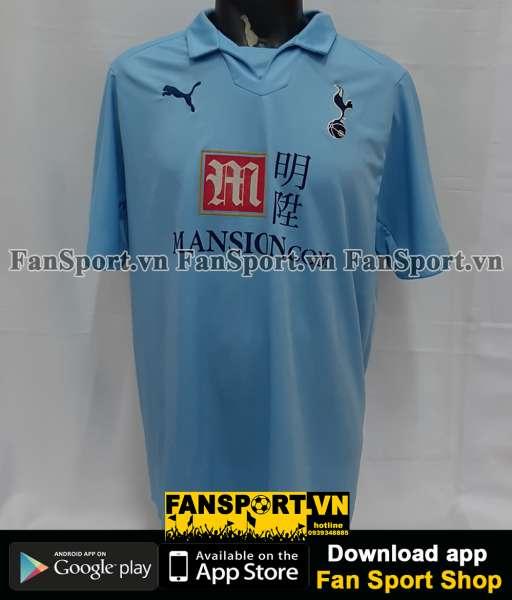 Áo đấu Modric #14 Tottenham 2008-2009 away shirt jersey blue
