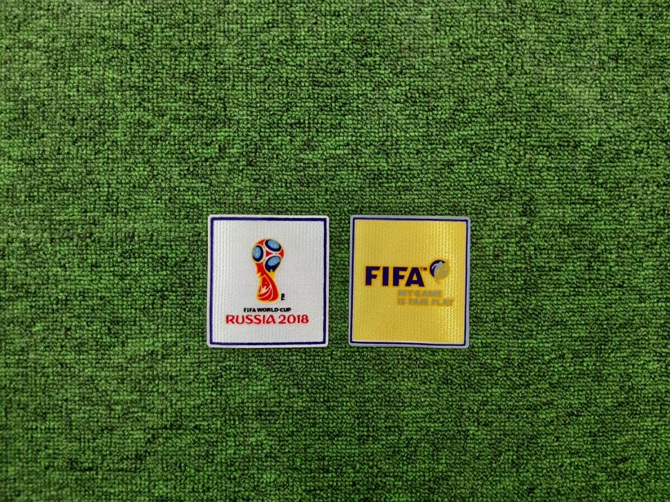 Patch FIFA Wolrd Cup 2018 Russia badge