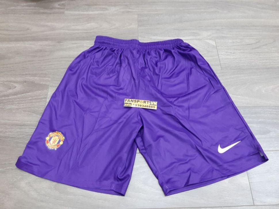 Áo thủ môn Manchester United 2013-2014 third goalkeeper gk purple