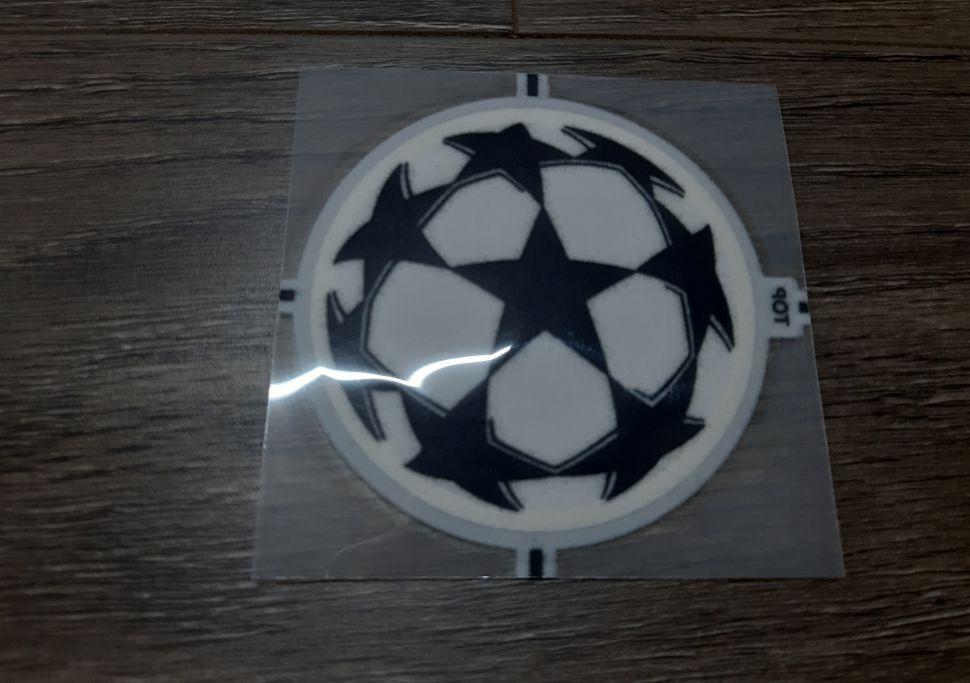 OFFICIAL Patch Champion League 2007-2008 UEFA badge