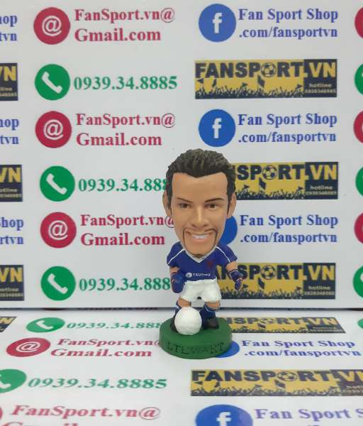 Tượng Marcus Stewart Ipswich Town 2001-2003 home corinthian PR51
