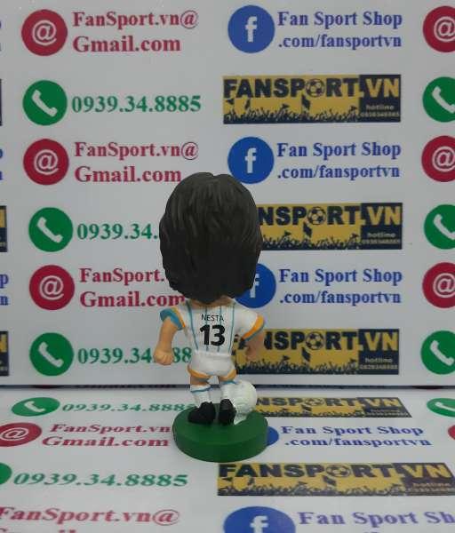 Tượng Nesta Lazio 2001-2002 away corinthian PRO629