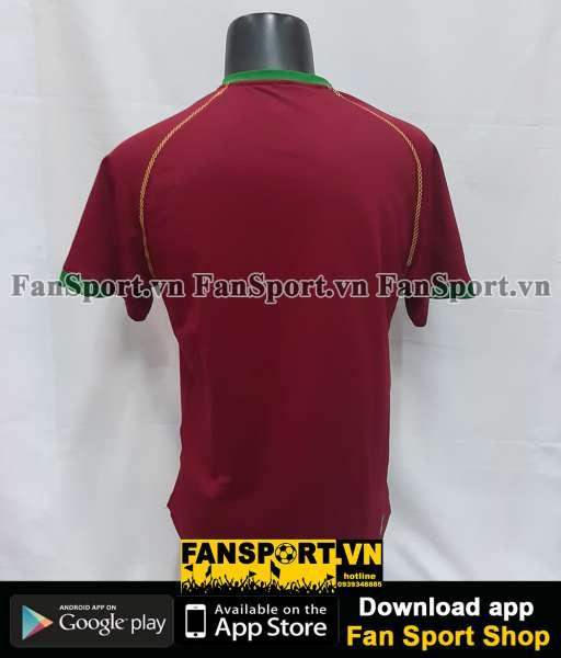 Áo đấu Portugal 2006-2007-2008 home shirt jersey