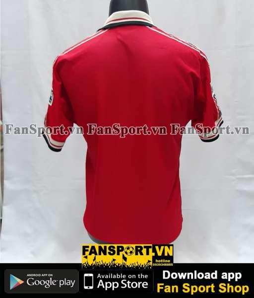 Áo đấu Manchester United FA Cup Final 1999 home shirt red 1998 2000