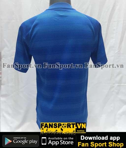Áo đấu Brazil 2014-2015 away shirt jersey blue