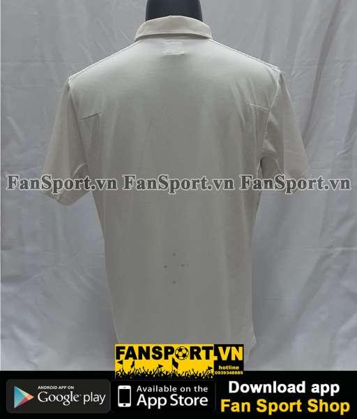 Áo đấu England 2009-2010 home shirt jersey white