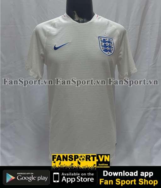 Áo đấu England 2018-2019 home shirt jersey white