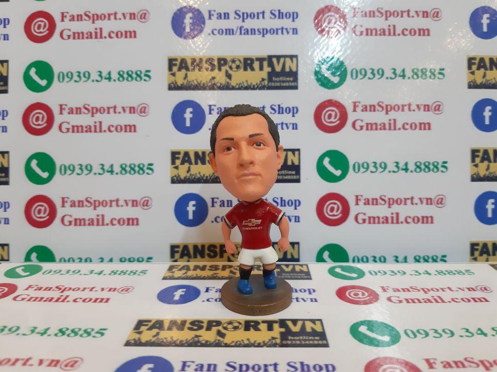 Tượng Javier Hernandez chicharito Manchester United 2014-2015 kodoto