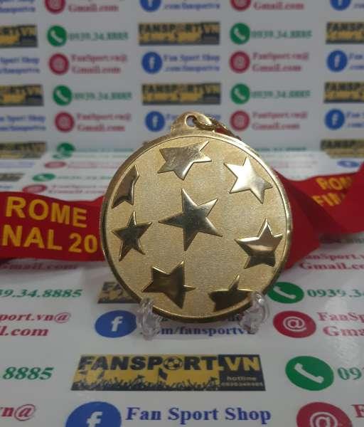 2009 Huy chương vô địch Champion League 2009 Barcelona medal