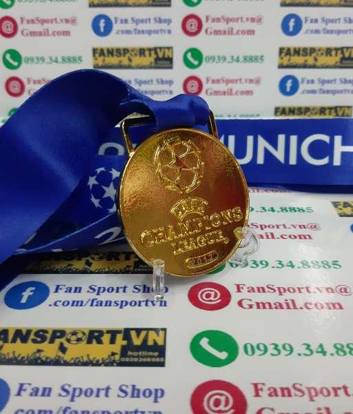 2012 Huy chương vô địch Champion League 2012 Chelsea medal final