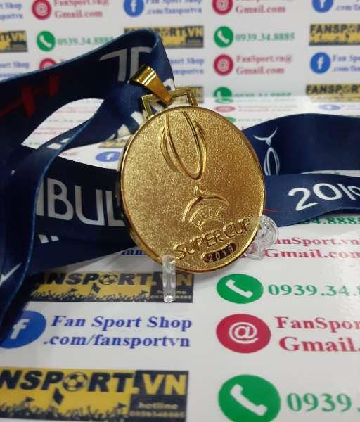2019 Huy chương vô địch UEFA Super Cup 2019 Liverpool medal final