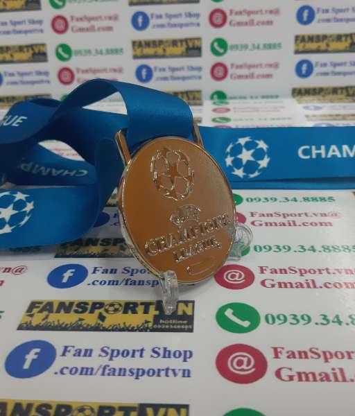 Huy chương bạc Champion League medal final