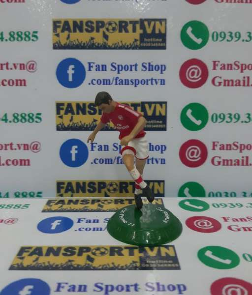 Tượng Van Persie #11 Arsenal 2008-2010 home FT Champs mini figure
