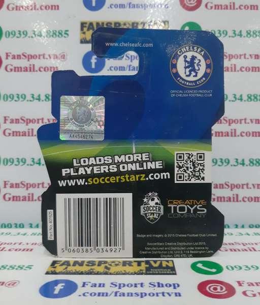 Tượng Nemanja Matic #21 Chelsea 2015-2016 away Soccerstarz figure