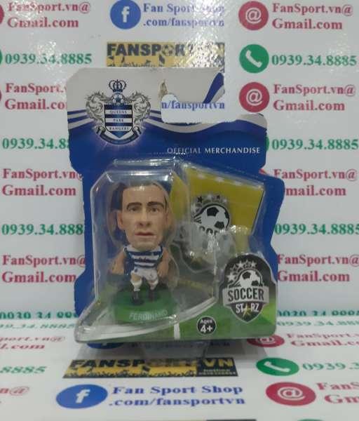 Tượng Rio Ferdinand #5 Queen Park Rangers home Soccerstarz figure