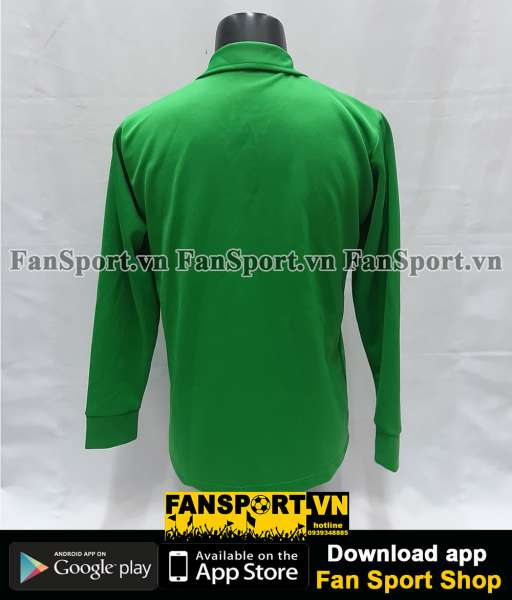 Áo thủ môn Manchester United 1970-1975 home shirt jersey goalkeeper GK