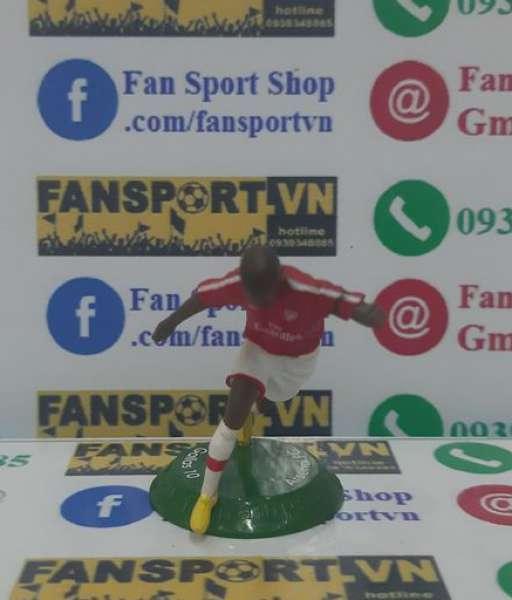 Tượng William Gallas #10 Arsenal 2008-2010 home FT Champs mini figure