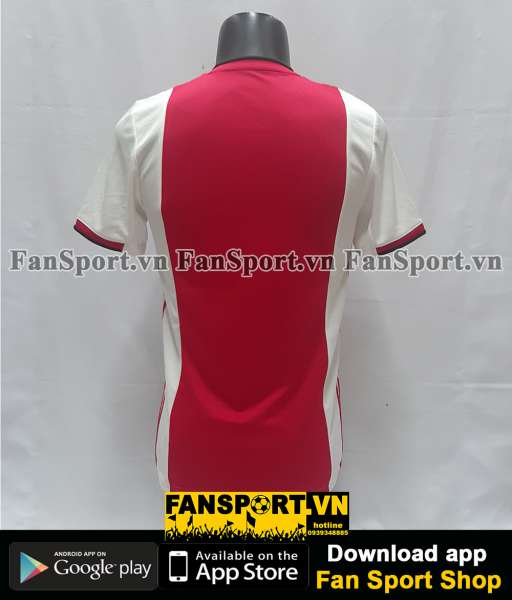 Áo đấu Ajax 2019-2020 home red shirt jersey
