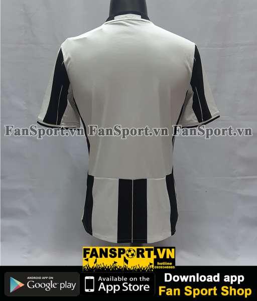 Áo đấu Juventus 2016-2017 home shirt jersey black white