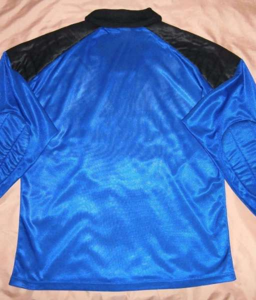 Away 1992-1994 GK Arsenal - shirt jersey goalkeeper blue áo thủ môn