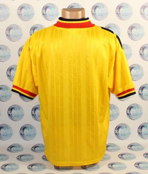 Away 1993-1994 Arsenal - shirt jersey yellow áo đấu bóng đá