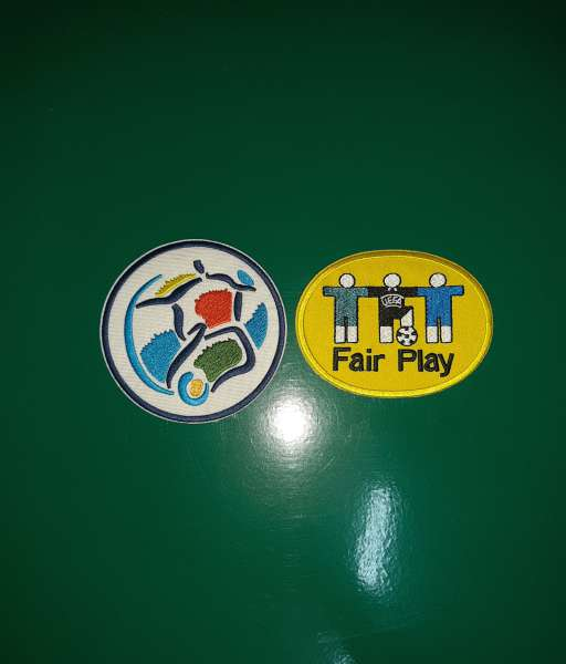 Patch Euro 1996 badge England Germany