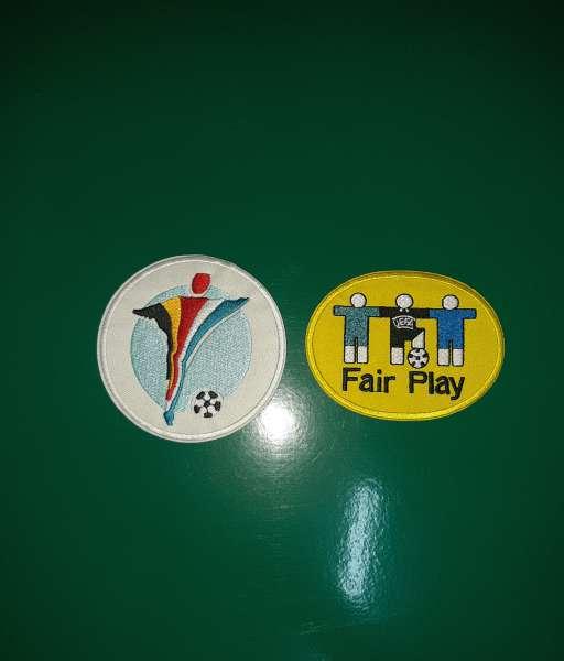 Patch Euro 2000 badge Netherlands Belgium France