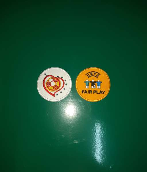 Patch Euro 2004 badge Portugal Greece