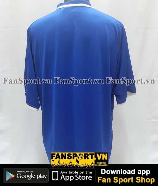Áo đấu Brazil 2000-2001-2002 away shirt jersey blue