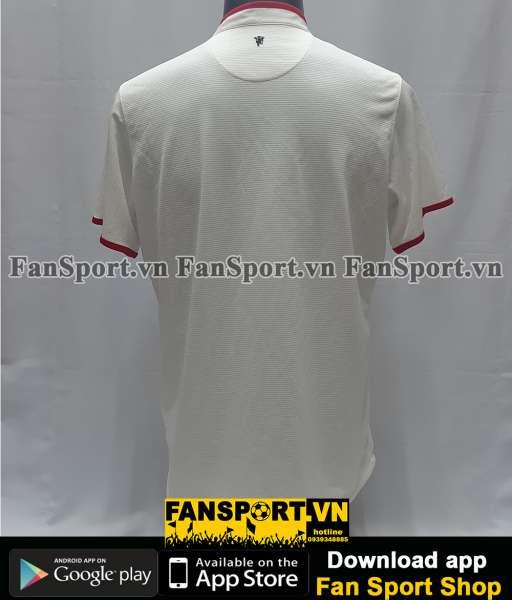 Áo đấu Manchester United 2012-2013-2014 away third shirt jersey white