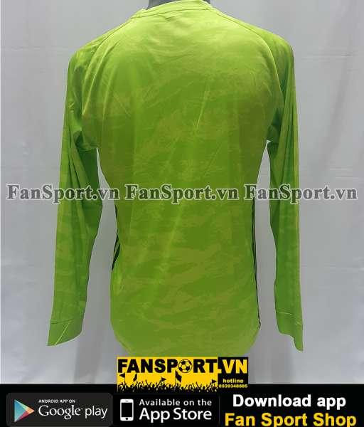 Áo thủ môn Mancheater United 2019-2020 third shirt goalkeeper green