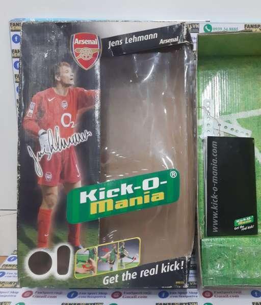 Tượng Jens Lehmann 1 Arsenal 2005-2006 goalkeeper Kick-O-Mania figure