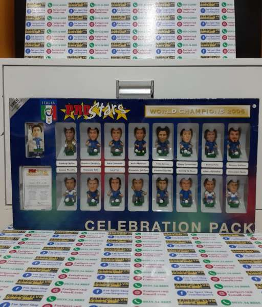 Box Italy 2006 World Cup Champions Celebration corinthian limited 0640